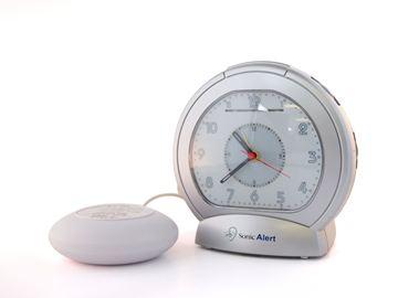 Classic Flashing Alarm Clock