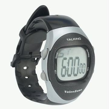 Talking Alarm Watch
