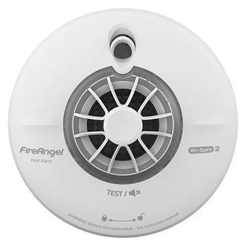 Wi-Safe 2 Heat Alarm