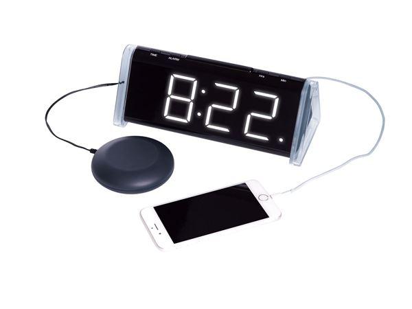 Shake and Wake Clock